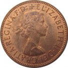 1967 Great Britain Half Penny