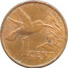 1981 Trinidad 1 Cent