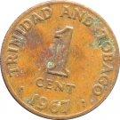 1967 Trinidad 1 Cent