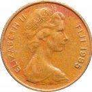 1985 Fiji One Cent
