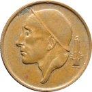 1965 Belguim 50 Centimes