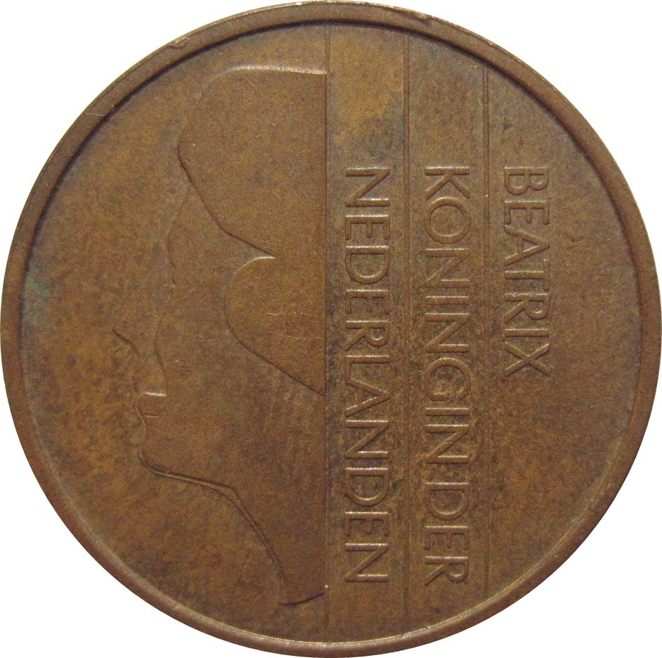 1998 Netherlands 5 Cents