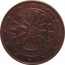 2003 Austria 2 Cent (Euro)