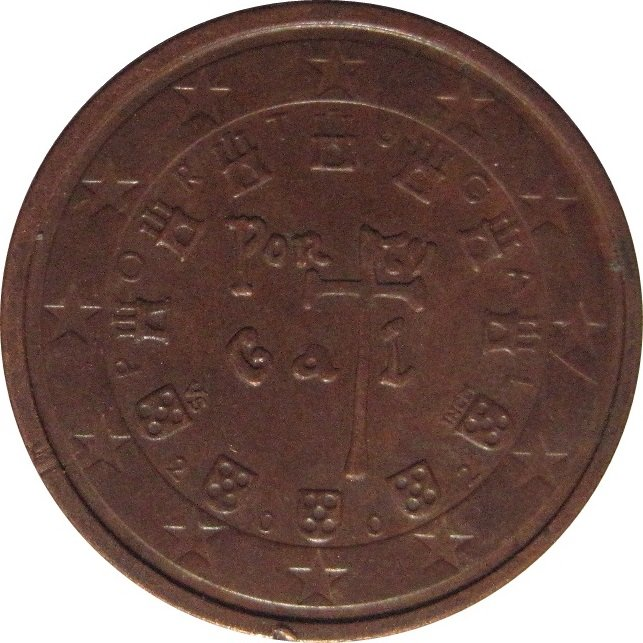 2002 Portugal 2 Euro