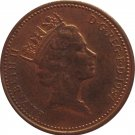 1987 Great Britain New  Penny