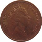 1996 Great Britain New  Penny