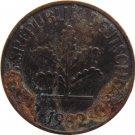 1983 D Germany 2 Pfennig