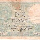 1941 France  Dix Francs (277)
