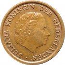 1962 Netherlands 1 Cent