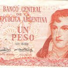 Argentina 1 Peso ND 1935 P251 Ley 83.848.116