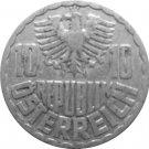 1952 Austria 10 Groschen