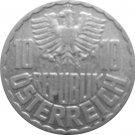 1955 Austria 10 Groschen