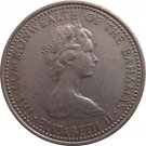 1973 Bahama 5 Cent