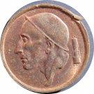 1963 Belguim 20 Centimes