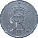 1957 Denmark 5 Ore