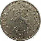 1977 Finland 25 Penni