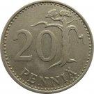 1974 Finland 25 Penni