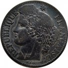 1850A France 50 Centimes SILVER (36)