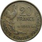 1951 20 Franc #2