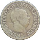 1856 A  Prussia Germany Groschen (40) SILVER