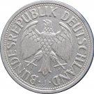 1961 J Germany 1 Mark
