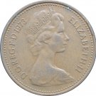 1973 Great Britain New  Penny #2