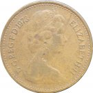 1973 Great Britain New Half Penny #2