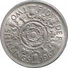1967 Great Britain 2 Shilling