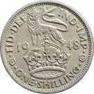 1948 Great Britain One Shilling
