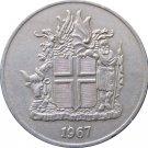 Iceland 1967 10 Kronur