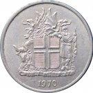 Iceland 1970 5 Kronur