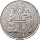 Iceland 1966 1 Krona #2