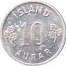 Iceland 1974 10 Aurar