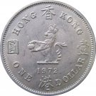 1972 Hong Kong 1 Dollar