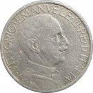 1924 Italy 2 Lire