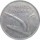 1953 Italy 10 Lire