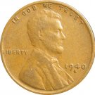 1940 S Lincoln Cent