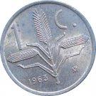 1963 1 Centavo