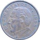1955 10 Centavos