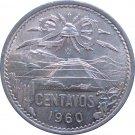 1960 20 Centavos