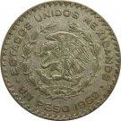 1962 1 Peso SILVER (36)
