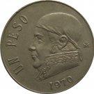 1970 1 Peso
