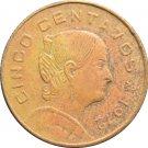 1972 Mexico 5 Centavos #2