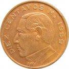 1959 10 Centavos