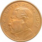 1957 10 Centavos