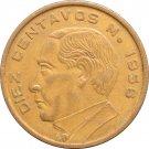 1956 10 Centavos #2