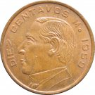1959 10 Centavos #2