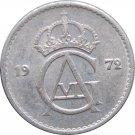 1972 Sweden 10 Ore