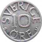 1977 Sweden 10 Ore