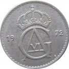 1972 Sweden 50 ORE